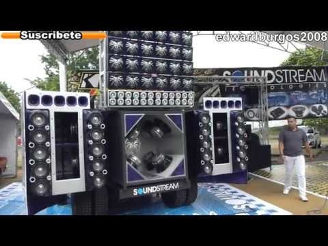 soundstream colombia Camioa Demo soundstream campeonato nacional sonido sobre ruedas FULL HD