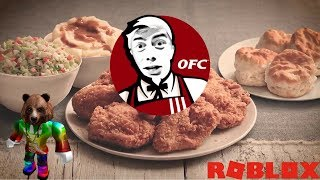 Roblox ll OHIO FRIED CHICKEN!