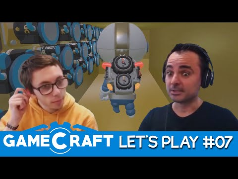 Gamecraft Let's Play - Episode 7 - Seb Bank Force Brute By Neftalito