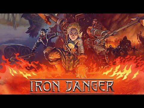 Iron Danger - Release Date Trailer