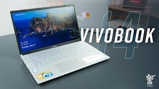 Đánh giá laptop Asus Vivobook 14: mỏng nhẹ, SSD siêu nhanh