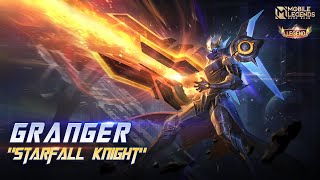 New Skin | Granger | Starfall Knight | Mobile Legends: Bang Bang