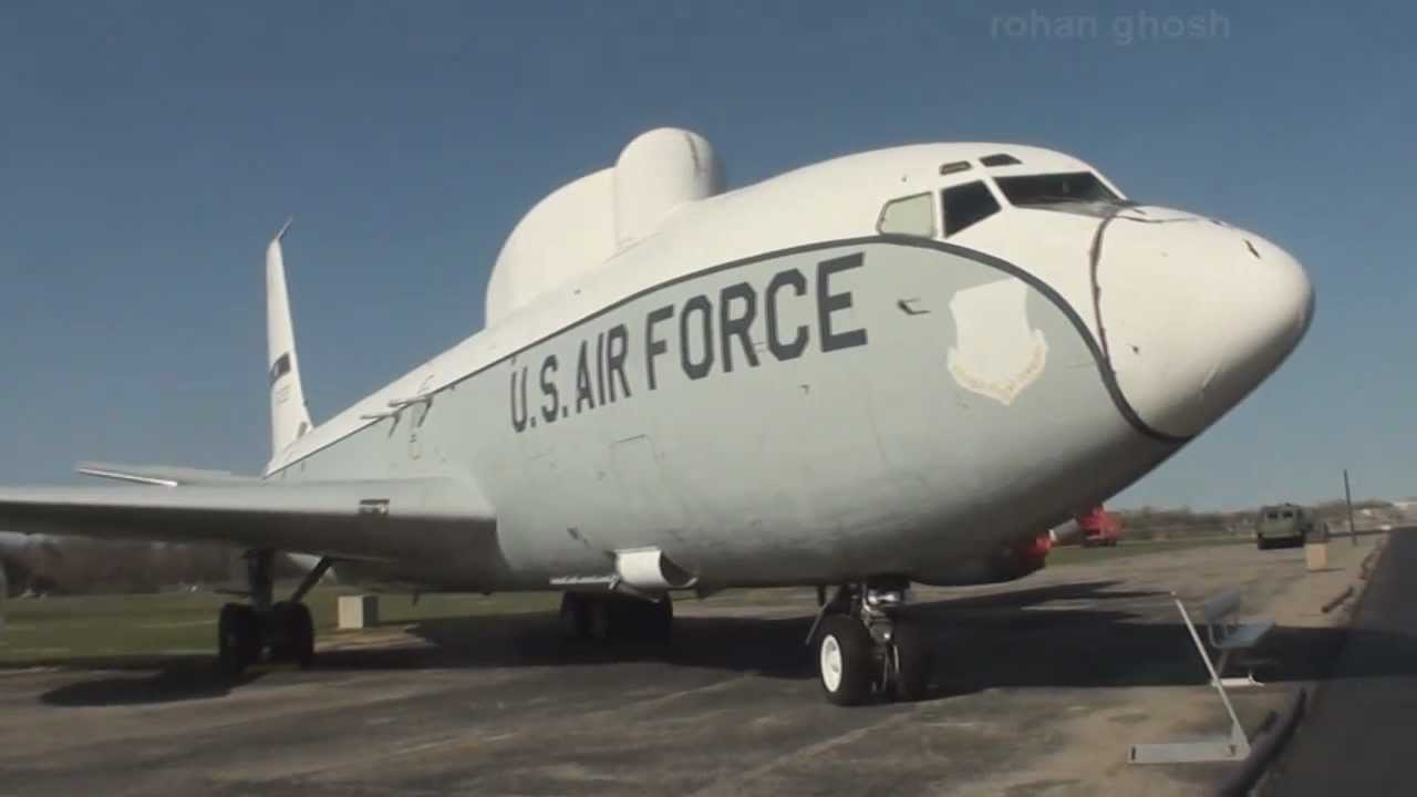 The US Air Force Museum Air Park YouTube - Us air force museum