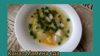 Суп из гуся. Гусятина  Марийская кухня