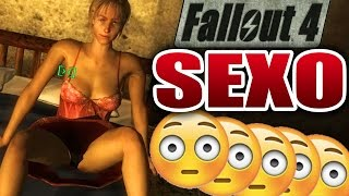 Teniendo SEXO SIN MODS e_e | Fallout 4 gameplay Pc