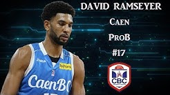 David Ramseyer Highlights 2018-2019 Caen