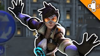 TRACER DANCE PARTY! - Overwatch Funny & Epic Moments 244 - Highlights Montage