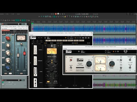 Tips For Analog Recording Emulation In The Box - Pre-Mixing
