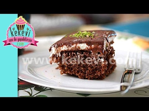 Ağlayan Pasta / Ağlayan Kek Tarifi (4 Dakikada Tüm Tarif) - Kekevi Kek Tarifleri