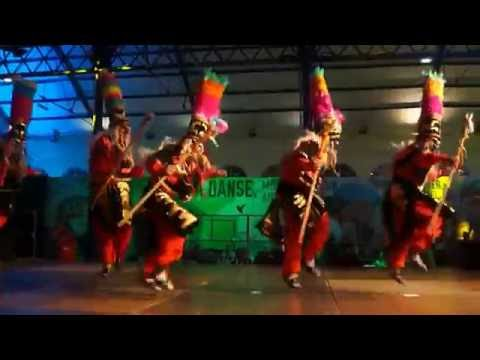 Folklore Dance from CHILE KIRQUI WAYRA at Festival du Houblon 2016