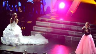 ANNEBISYOSA CONCERT - Anne Curtis And Sarah Geronimo -HD