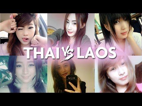 Hmong Cute Girl - THAI vs LAOS Part 1 (Official Video)