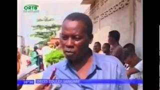 Témoignage sur la mort de Zouley Bénin)