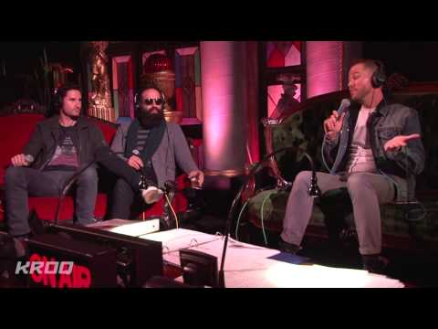 Capital Cities Interview - 24th Annual KROQ Almost Acoustic Christmas
