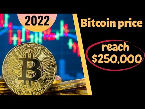 Will Bitcoin Price Really Reach $250,000 By 2022?