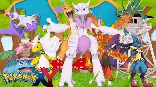 Minecraft: Pokemon X Y - O EXERCITO DO MEGA MEWTWO #88