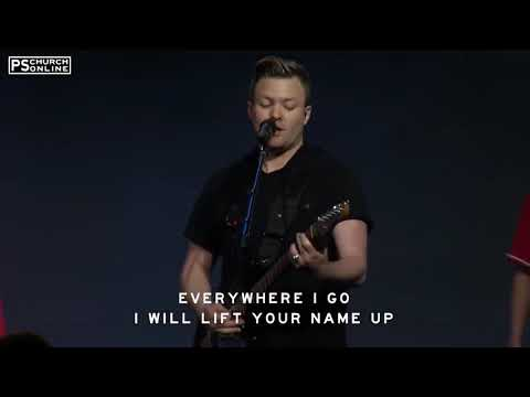 I Lift You Name Up High. Planetshakers (Lyrics+Video)