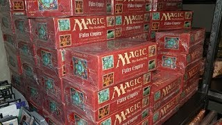 The Most EXPENSIVE Magic The Gathering Booster Box Opening Ever