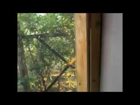 видео: Дверные и оконные откосы своими руками из гипсокартона за два часа.