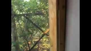 Дверные и оконные откосы своими руками из гипсокартона за два часа.(Сделать откосы на окна и двери самостоятельно можно и не имея навыков штукатура. Достаточно купить лист..., 2014-08-07T15:48:10.000Z)
