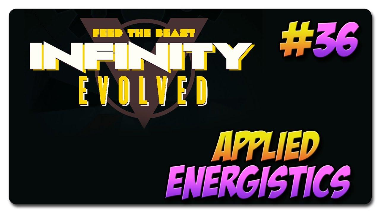 Ftb Infinity Evolved Español Ep 36 Applied Energistics