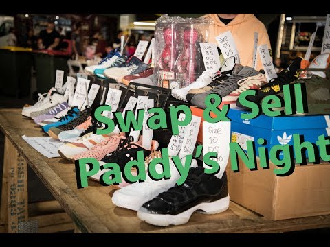 Swap & Sell | Paddy's Markets