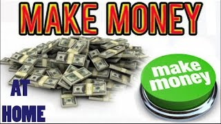 How to Make Money at Home-The World's First Money Tree 2017-Who says money doesn't grow on trees?