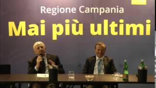 Vincenzo De Luca a Nola