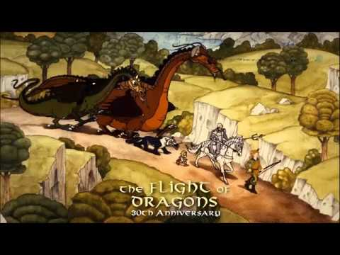 The Flight Of Dragons (Restored by R. Dioneth)