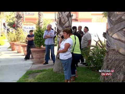 Movilizacion policial en Casino de Bell Gardens - Noticias 62