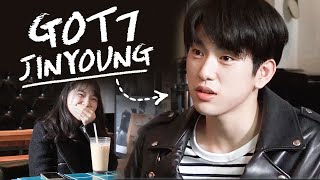 What if GOT7 JinYoung Comforted You At A Coffee Shop?  • ENG SUB • dingo kdrama