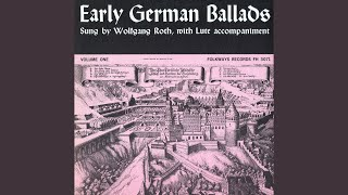 Wiegenlied aus dem dreissigjaehrigen Krieg - Lullaby of the Thirty Years War - Horch, Kind,...