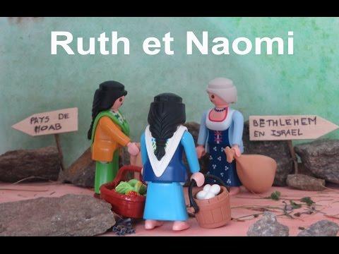 Ruth et Naomi