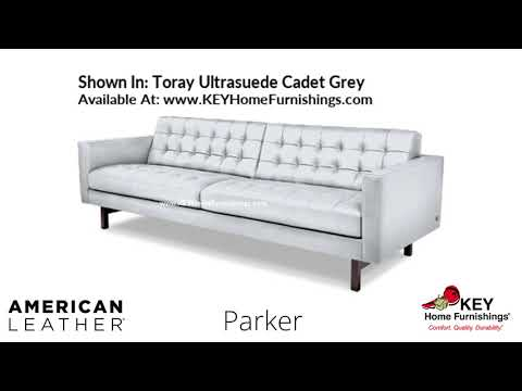 The Parker Sofa American Leather