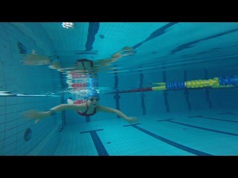 Pierwszy krok pływacki z Miejskim Klubem Pływackim Szczecinek