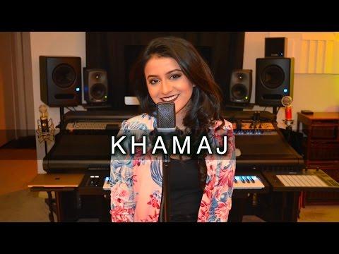 Khamaj | Nida Hussain | Pratik Studio | Fuzon | Shafqat Amanat Ali | Mora Saiyaan