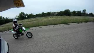 Razor MX500 & SSR 70cc Pit Dirt Bikes