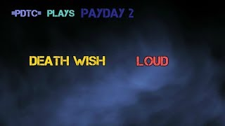 The Crew Play Payday 2: Eclipse Research Facility - Death Wish - Loud - Custom Heist - Part #1