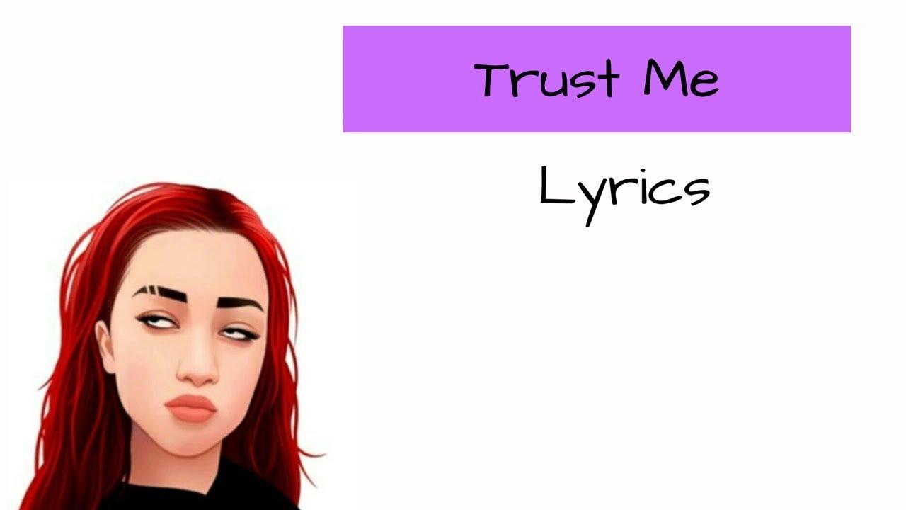 Bhad Bhabie & Ty Dolla $ign - Trust Me (Lyric Video) - YouTube