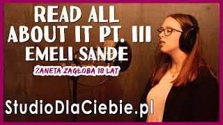 Read All About It (pt III) - Emeli Sandé (cover by Żaneta Zagłoba) #1503