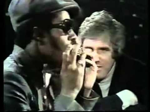 stevie wonder and Burt Bacharach-Video 1970-- ALFIE