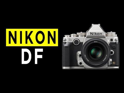 Nikon DF Full Frame Camera Highlights & Overview -2020
