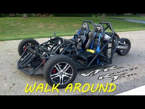 VFR Reverse Trike Walk Around