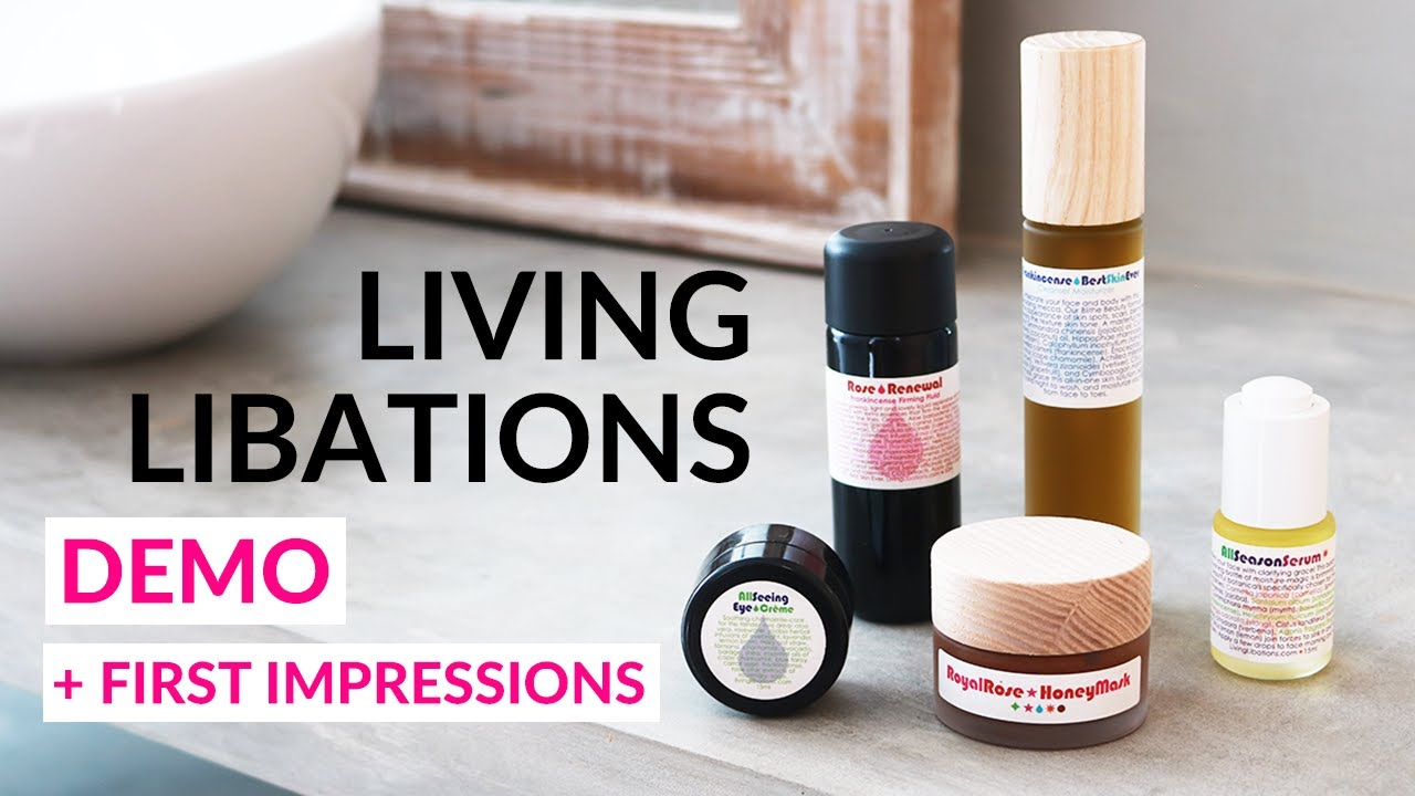 30 Day Living Libations Experiment (Part 1: First Impressions)