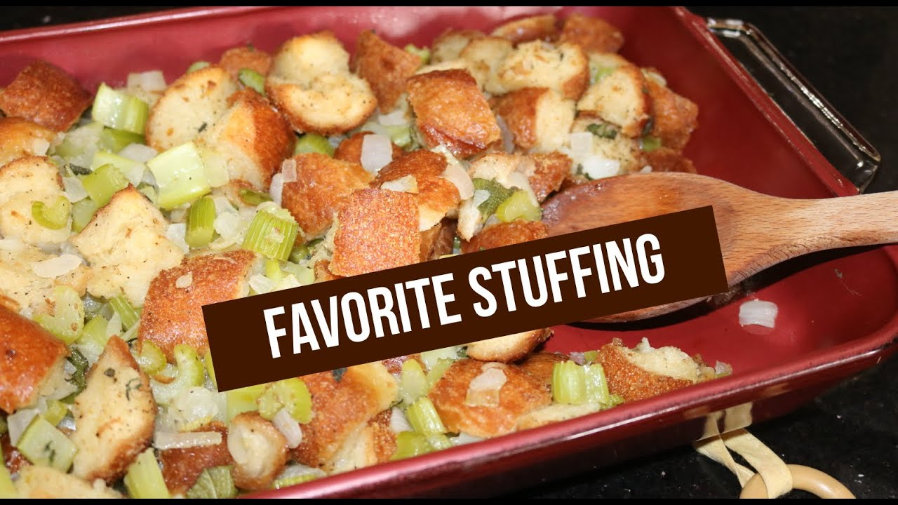 Favorite Stuffing