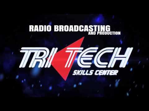 Tri-Tech Skills Center Radio Broadcasting 2017