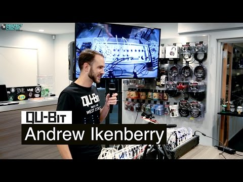 Qu-Bit Electronix In-Store Presentation & Performance at Perfect Circuit Audio