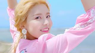 gugudan SEMINA 구구단 세미나 샘이나  Official M V