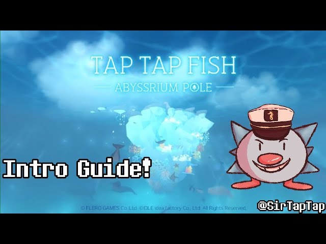 Tap Tap Fish Abyss Pole   Intro Guide, Getting Vitality, Pearls, Fish