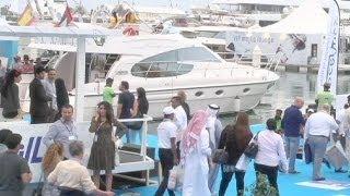برگزاری نمایشگاه بین المللی قایقهای لوکس در دوبی - economy